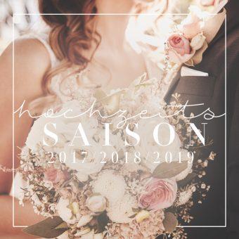 Hochzeitssaison 2017