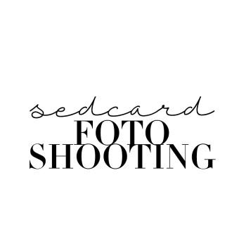 Sedcard Fotoshooting